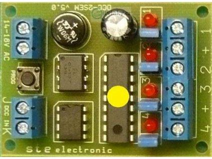 Dekodér pro návěstidlo DCC-2Sem / STE 005