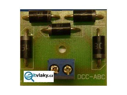 DCC - Automatická brzda ABC / STE 015