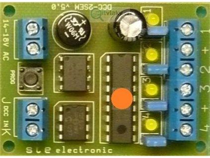 Efektový dekodér DCC-ED1 House / STE 016