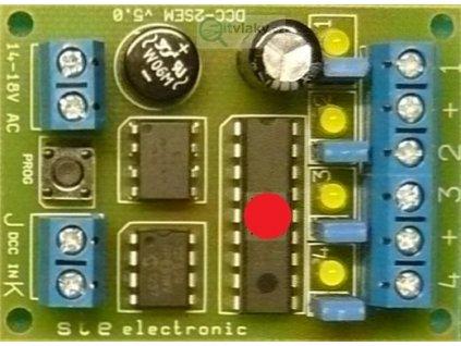 Efektový dekodér DCC-ED2 Neonlight / STE 017