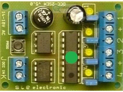 Efektový dekodér DCC-ED3 Gaslight / STE 018