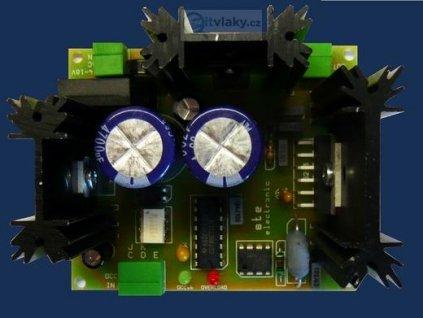DCC booster 4A / DCC-B4A / STE 021
