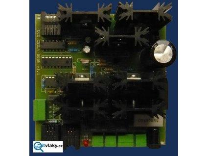 Centrála a zesilovač  CS2,4 - S88N / STE 022