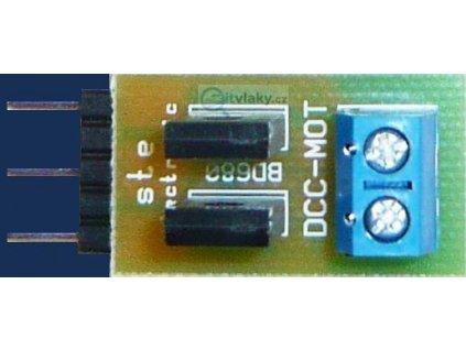 Adaptér motorické přestavníky DCC-MOT / STE 026