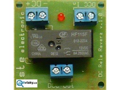 ARCHIV Relé Reverz DCC / STE 041