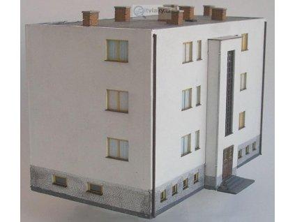 TT - Družstevní bytový dům / KB model 4108