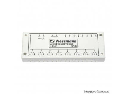 Detektor obsazení kolejí / Viessmann 5206