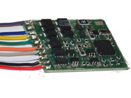 H0 - lokodekodér na drátcích 1A +0,5A / VIESSMANN 5244