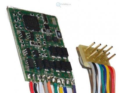 H0 - lokodekodér s konektorem NEM652 - 1A + 0,5A / VIESSMANN 5245