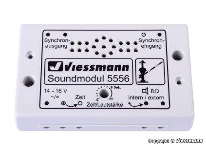 """zvukový modul """"Přejezd"""" /  Viessmann 5556"""