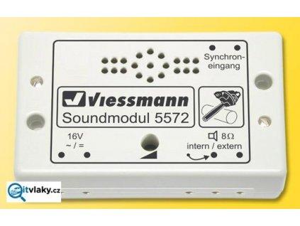 zvukový modul - zvuk motorové pily /  Viessmann 5572