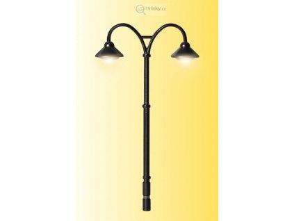 N - Oblouková lampa - dvojitá, LED teple bílá / Viessmann 6409