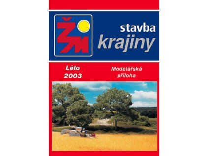 Stavba krajiny - barevná modelářská příručka v češtině!