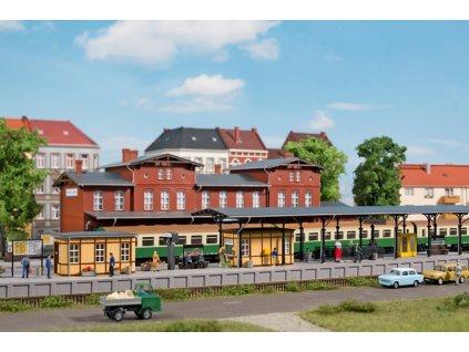 H0 - Vybavení nádraží / Auhagen 11452