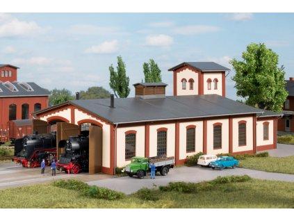 TT - Depo pro lokomotivy s vodojemem / Auhagen 13342
