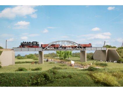 N - Ocelový most / Auhagen 14483