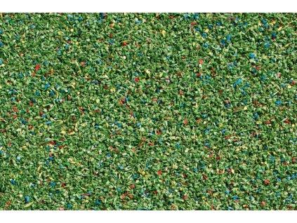 Posyp louka, tmavě zelená / Auhagen 60823