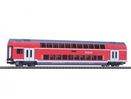 H0 - Patrový osobní vůz 2.třídy, DB Regio / PIKO 58803