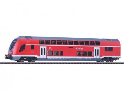 H0 - Patrový řídící vůz 2.třídy, DB Regio / PIKO 58805