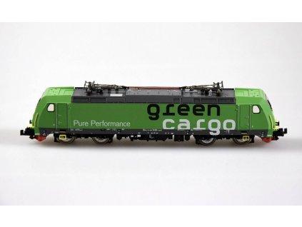 SLEVA! N - Elektrická lokomotiva 1426, Green Cargo (SJ) / FLEISCHMANN 738807