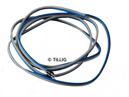 TT - 2-pólový napájecí kabel pro modelové kolejivo / Tillig 08913