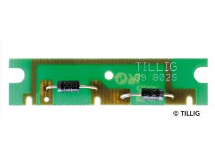 TT - spínací destička k TFi 2  / TILLIG 08401