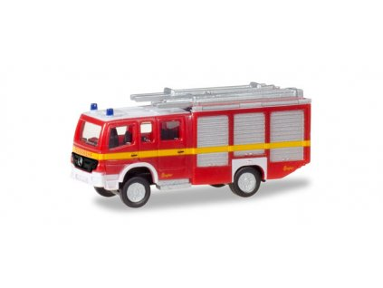 "N - Mercedes-Benz Atego HLF 20 ""HASIČI"" / Herpa 066747"