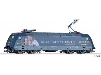420111 1 tt elektricka lokomotiva 101 023 0 bahn bkk db ag ep vi tillig 02317