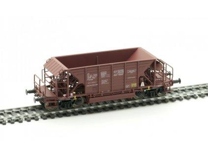 H0 - výsypný vůz CZ - TSSC Ep. VI hnědý / Albert-Modell 683008