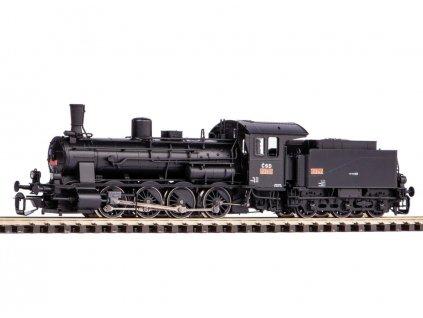 TT - parní lokomotiva řady 413 086 ČSD, třetí číslo Ep. III / PIKO 47103-3