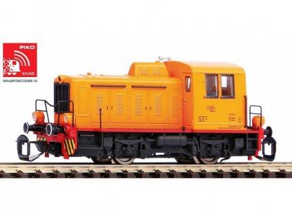 TT - DCC/ZVUK dieselová lokomotiva TGK2 Ep. IV / PIKO 47521