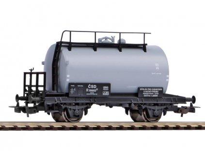 H0 - kotlový vůz ČSD, Ep. IV / PIKO 58769
