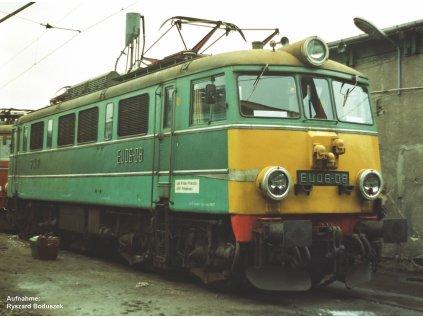 H0 - Elektrická lokomotiva EU06-08, PKP / PIKO 96377