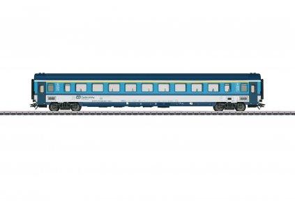 H0 - Osobní vůz 1. třídy, ČD / Marklin 43762