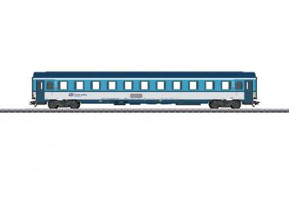 H0 - Osobní vůz 2. třídy, ČD / Marklin 42745