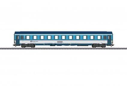 H0 - Osobní vůz 2. třídy, ČD / Marklin 42746