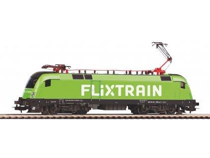 """H0 - Elektrická lokomotiva """"Taurus"""" Flixtrain / PIKO 57924"""