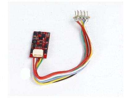 H0/TT - Dekodér NEM652 s konektorem SUSI, multiprotokol / PIKO 56403