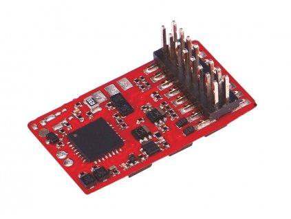 H0 - SMART lokodekodér PluX16, multiprotokol / PIKO 56402