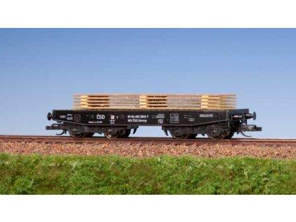 TT - nákladní vůz Smmps, ČSD s nákladem / Schirmer 20540