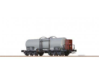 H0 - kotlový vůz Ra, ČSD / Brawa 48541