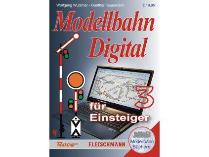 """Příručka """"Digital für Einsteiger, Band 3"""" / Roco 81393RO"""