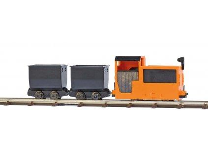 12020 Grubenbahn Start Set