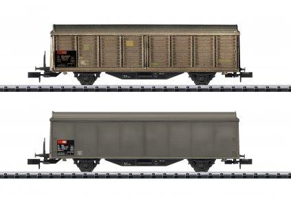 429441 schiebewandwagen set sbb trix 15307