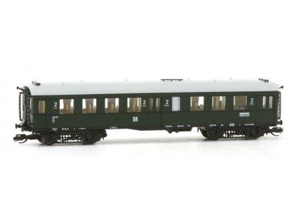 "TT - zaměstnanecký vlak ""Altenberg"" ČSD, ep. III / Saxonia 120013"