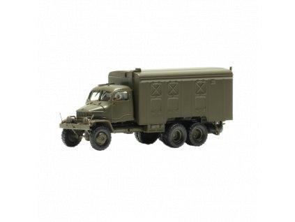 praga v3s militar koffer 1