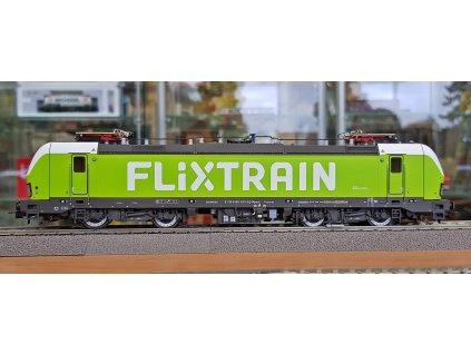 "DCC/ZVUK H0 - Elektrická lokomotiva BR 193, Vectron ,,Flixtrain"" / Roco 73313"