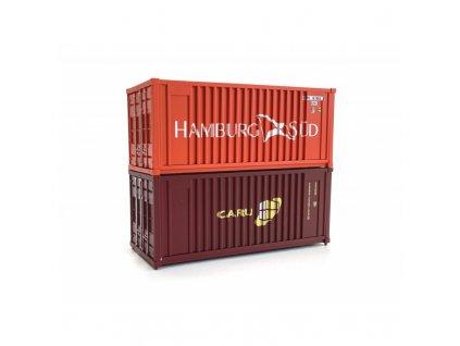 set kontejneru 20 2 2 ks