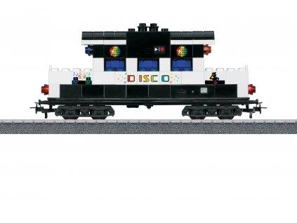 AC H0 - Disco vůz se zvukovými a světelnými moduly / Märklin 44738