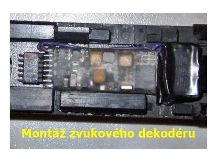 430932 montaz zvukoveho dekoderu verze e 595kc